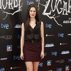 Lidia San José en el estreno de 'Las brujas de Zugarramurdi' en Madrid