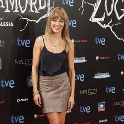 Marta Larralde en el estreno de 'Las brujas de Zugarramurdi' en Madrid