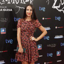 Xenia Tostado en el estreno de 'Las brujas de Zugarramurdi' en Madrid