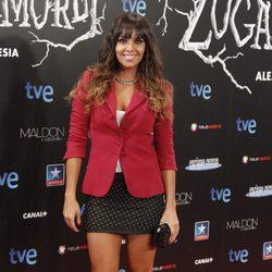 Cristina Pedroche en el estreno de 'Las brujas de Zugarramurdi' en Madrid