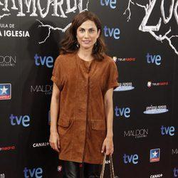 Toni Acosta en el estreno de 'Las brujas de Zugarramurdi' en Madrid