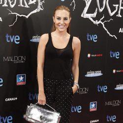 Berta Collado en el estreno de 'Las brujas de Zugarramurdi' en Madrid