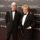 Vittorio y Lucchino en la gala de clausura del Festival de San Sebastián 2013