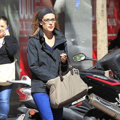 Raquel Sánchez Silva, de compras por Madrid