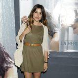 Adriana Ugarte en el estreno de 'La Herida'