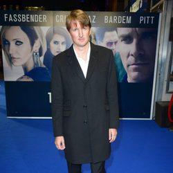 Tom Hooper en el estreno de 'El Consejero' en Londres