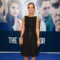 Roberta Armani el estreno de 'El Consejero' en Londres