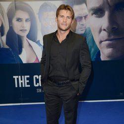 Scott Eastwood en el estreno de 'El Consejero' en Londres