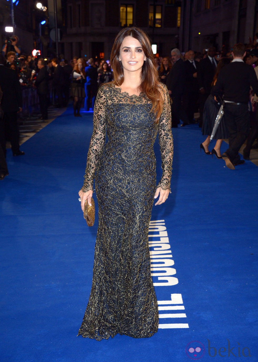 Penélope Cruz en el estreno de 'El Consejero' en Londres