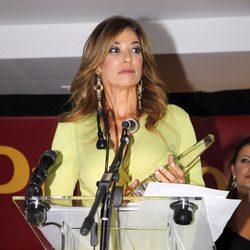 Mariló Montero en los Premios La Pesquera 2013