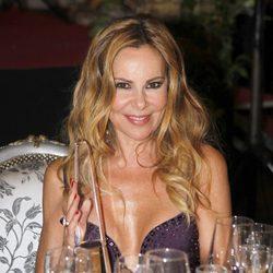 Ana Obregón en los Premios La Pesquera 2013