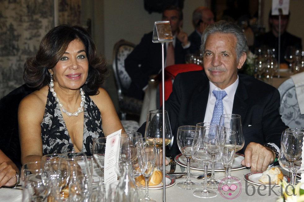 Elena Tablada en los Premios La Pesquera 2013