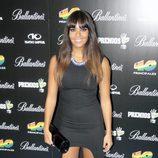 Cristina Pedroche en la presentación de los Premios 40 Principales 2013