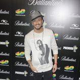 Jadel en la presentación de los Premios 40 Principales 2013