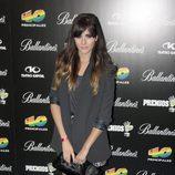Lucía Ramos en la presentación de los Premios 40 Principales 2013