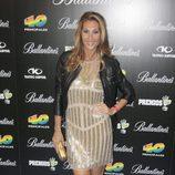 Mónica Pont en la presentación de los Premios 40 Principales 2013