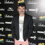 Nacho Guerreros en la presentación de los Premios 40 Principales 2013