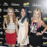 Sweet California en la presentación de los Premios 40 Principales 2013
