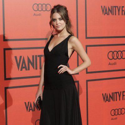 Clara Alonso en la fiesta del V aniversario de Vanity Fair