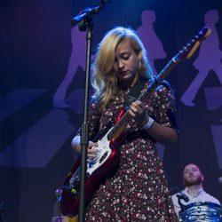 Russian Red en un concierto homenaje a Los Beatles