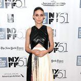Rooney Mara en el Festival de Cine de Nueva York 2013