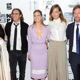 Olivia Wilde, Amy Adams, Rooney Mara y Joaquin Phoenix en el Festival de Cine de Nueva York 2013