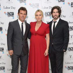 Josh Brolin, Kate Winslet y Jason Reitman estrenan 'Labor Day' en Londres