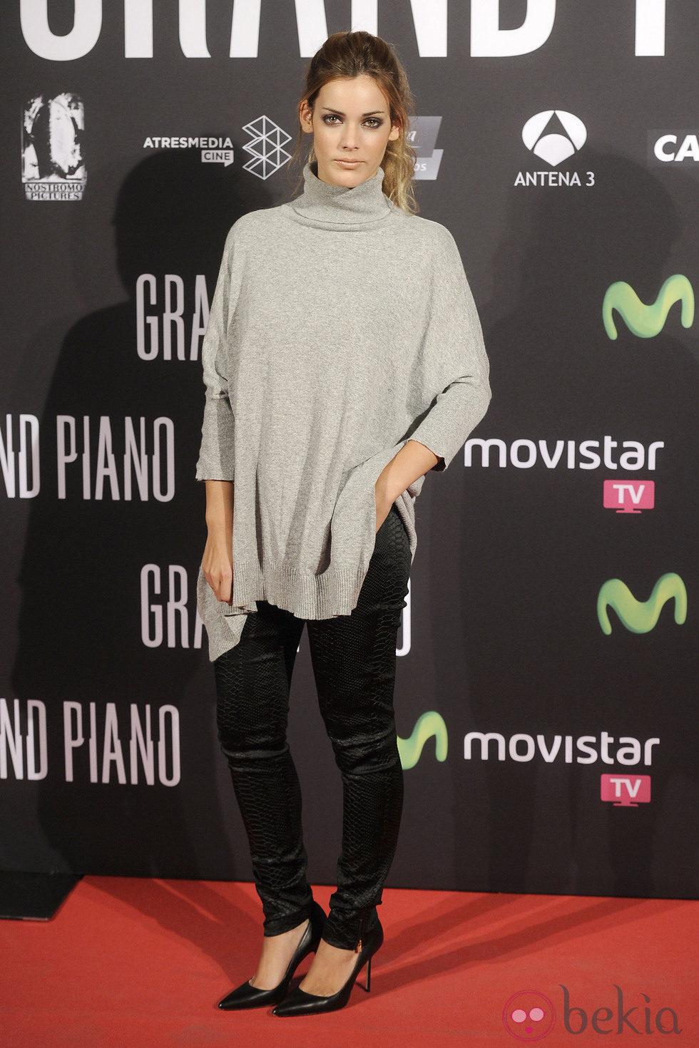 Anterior Alejandra Onieva en el estreno de 'Grand Piano' en Madrid