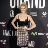 Adriana Abenia en el estreno de 'Grand Piano' en Madrid