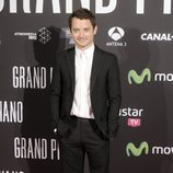 Elijah Wood en el estreno de 'Grand Piano' en Madrid