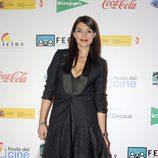 Marta Fernández en la proyección de 'Capitán Phillips' por la Fiesta del Cine