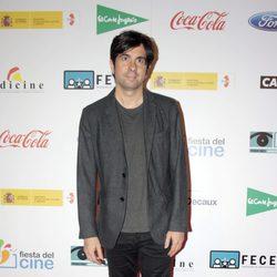 Eduardo Chapero Jackson en la proyección de 'Capitán Phillips' por la Fiesta del Cine