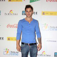 Adrián Rodríguez en la proyección de 'Capitán Phillips' por la Fiesta del Cine