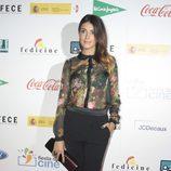Noelia López en la proyección de 'Capitán Phillips' por la Fiesta del Cine