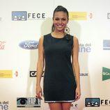 Elisa Mouliaà en la proyección de 'Capitán Phillips' por la Fiesta del Cine
