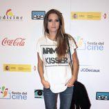 Ana Fernández en la proyección de 'Capitán Phillips' por la Fiesta del Cine