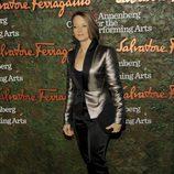 Jodie Foster en la apertura del Centro Wallis de Beverly Hills
