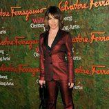 Evangeline Lilly en la apertura del Centro Wallis de Beverly Hills