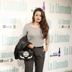 Adriana Torrebejano en el estreno de 'La llamada'