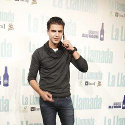 Maxi Iglesias en el estreno de 'La llamada'