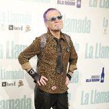 Paco Clavel en el estreno de 'La llamada'