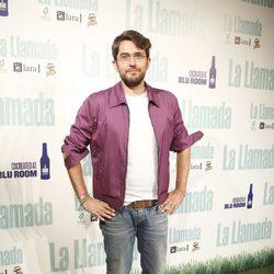 Màxim Huerta en el estreno de 'La llamada'