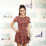 Macarena García en el estreno de 'La llamada'