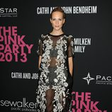 Poppy Delevingne en The Pink Party 2013