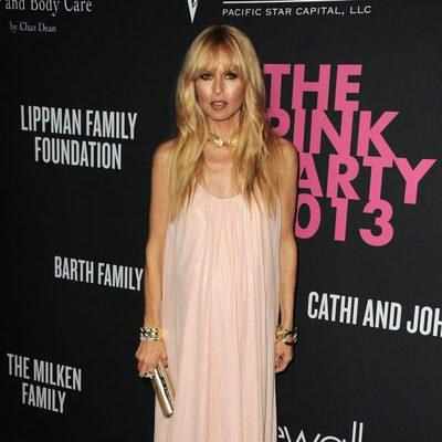 Rachel Zoe en The Pink Party 2013