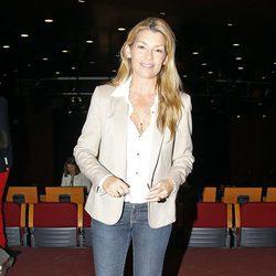 Patricia Rato en un concierto de la Fundación Padre Arrupe en Madrid