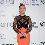 Hayden Panettiere en los Environmental Media Awards 2013