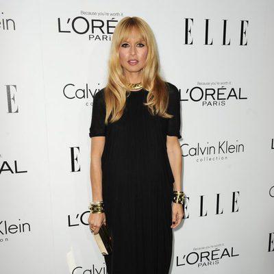 Rachel Zoe en la gala Women in Hollywood 2013