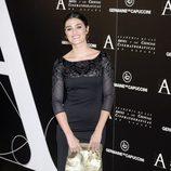Olivia Molina en la entrega de la Medalla de Oro de la Academia de Cine a Ángela Molina