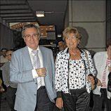 Manolo Escobar y su mujer Ana Marx